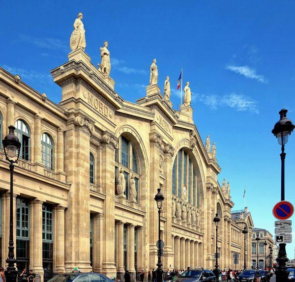 Stazione Nord di Parigi ( Gare du Nord )