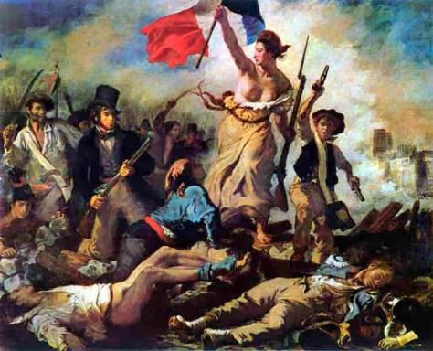 L'inizio della rivoluzione Francese nel 1789