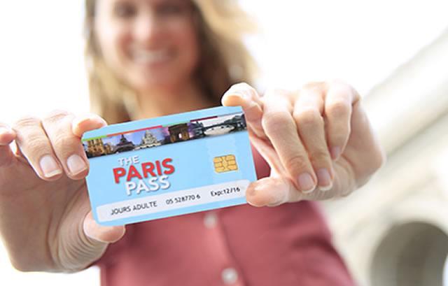 Paris Visite: la carta trasporti per muoversi a Parigi