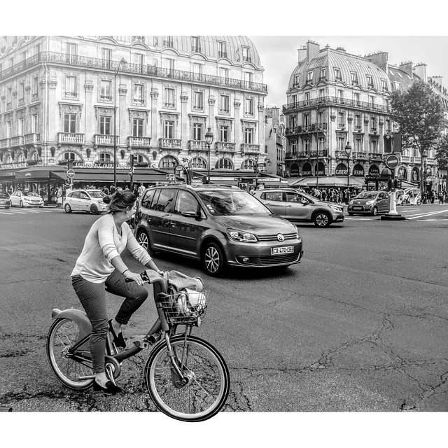 Muoversi a Parigi in bicicletta – La guida