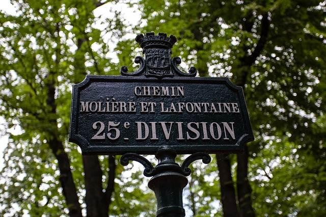 I cimiteri di Parigi e le tombe famose