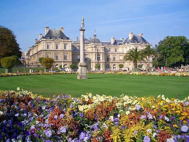 Giardini e Parchi famosi di Parigi